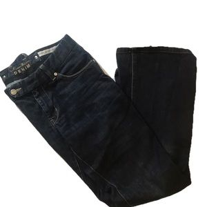 """KAREN MILLEN"" Designer Dark Wash Ladies Jeans."